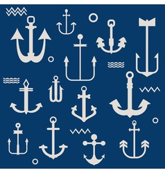 Various anchor collection vector