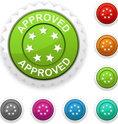 Approved award vector