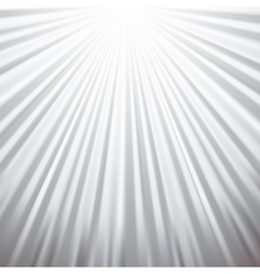 Grey rays background vector