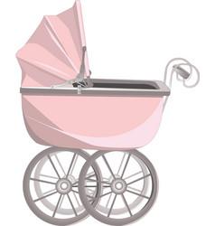 Vinateg baby stroller vector