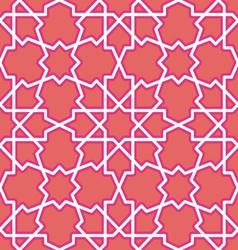 Moroccan tile vector
