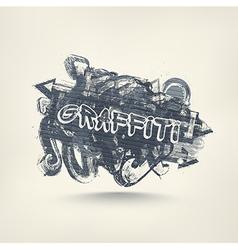 Graffiti art vector