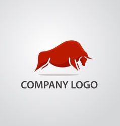 Buffalo logo vector