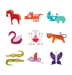 Animal icon vector