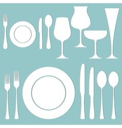 Formal dinner vector