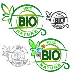 Bio symbol vector