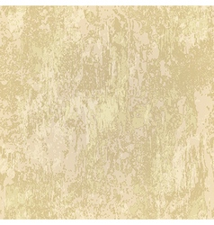 Abstract seamless beige texture of rusted metal vector