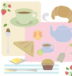Coffee break vector
