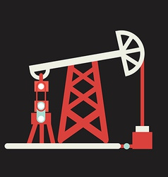 Oil design vector