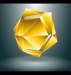 Sun star concept vector