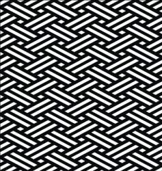 Japanese tatami mat vector