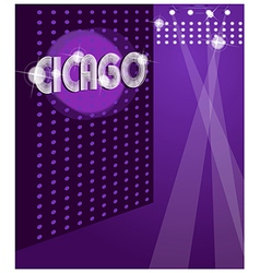 Night club background vector