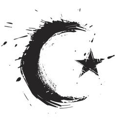 Islam symbol vector