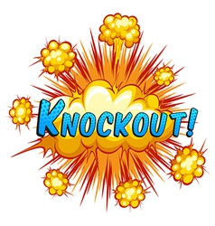 Knockout vector
