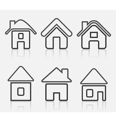 House icon8 vector