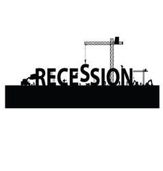 Recession with a workforce vector