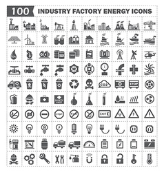 Industryicon vector