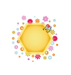 Honeycomb element vector