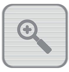 Magnifier increase vector