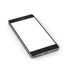 Realistic smartphone vector