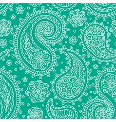 Sampless pattern green vector