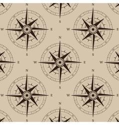 Navigation compass seamless vector