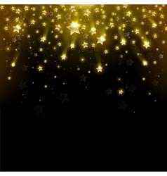 Salute star vector
