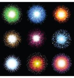 New years celebration vector