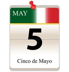 Cinco de mayo vector