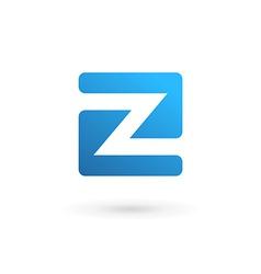 Letter z logo icon design template elements vector