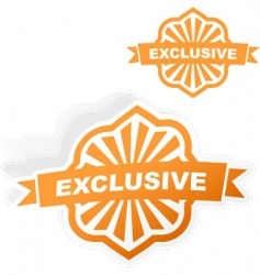 Exclusive vector