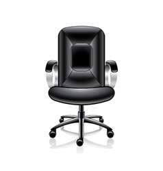 Object office chair vector