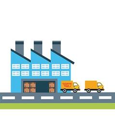 Transport of goods vector