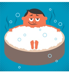 Jacuzzi relaxation vector