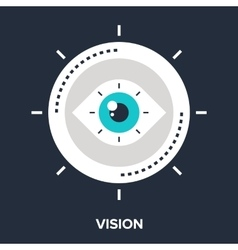 Strategic vision vector