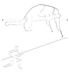 High jump vector