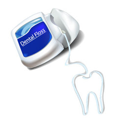 41dentalfloss vector
