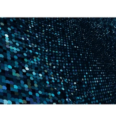 Abstract dot blue mosaic background eps 8 vector