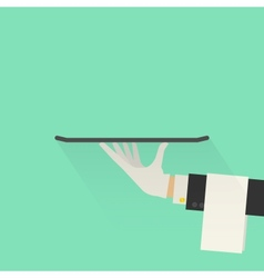 Service concept flat style vector