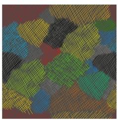 Linen cloth seamless pattern vector