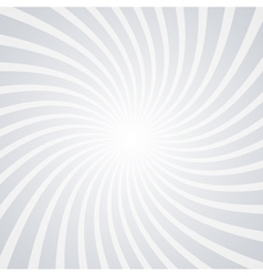 Silver radial rays vector