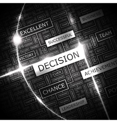Decision vector