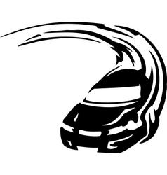 Race car - vector