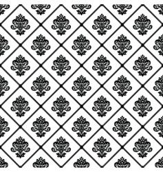 Striped diagonal pattern vector