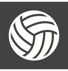 Volley ball vector