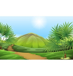 Land resources vector