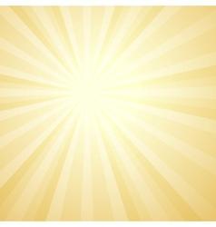 Sunburst background card template vector