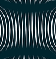 Moire pattern op art background relaxing hypnotic vector