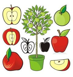 Apple icons 02 vector