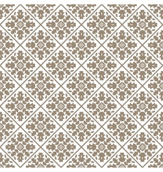 Seamless charcoal small floral elements wallpaper vector
